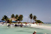 goffe's caye, belize
